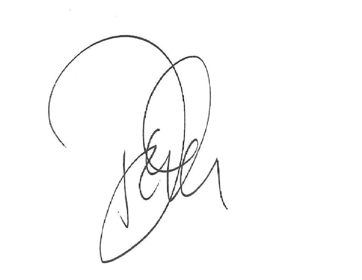 Unterschrift Deckenbrock
