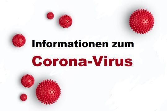 Infos über die Corona Pandemie