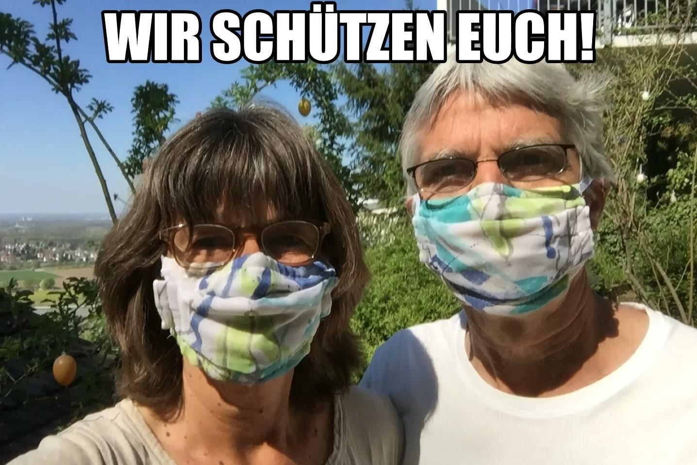 Karin und Andreas