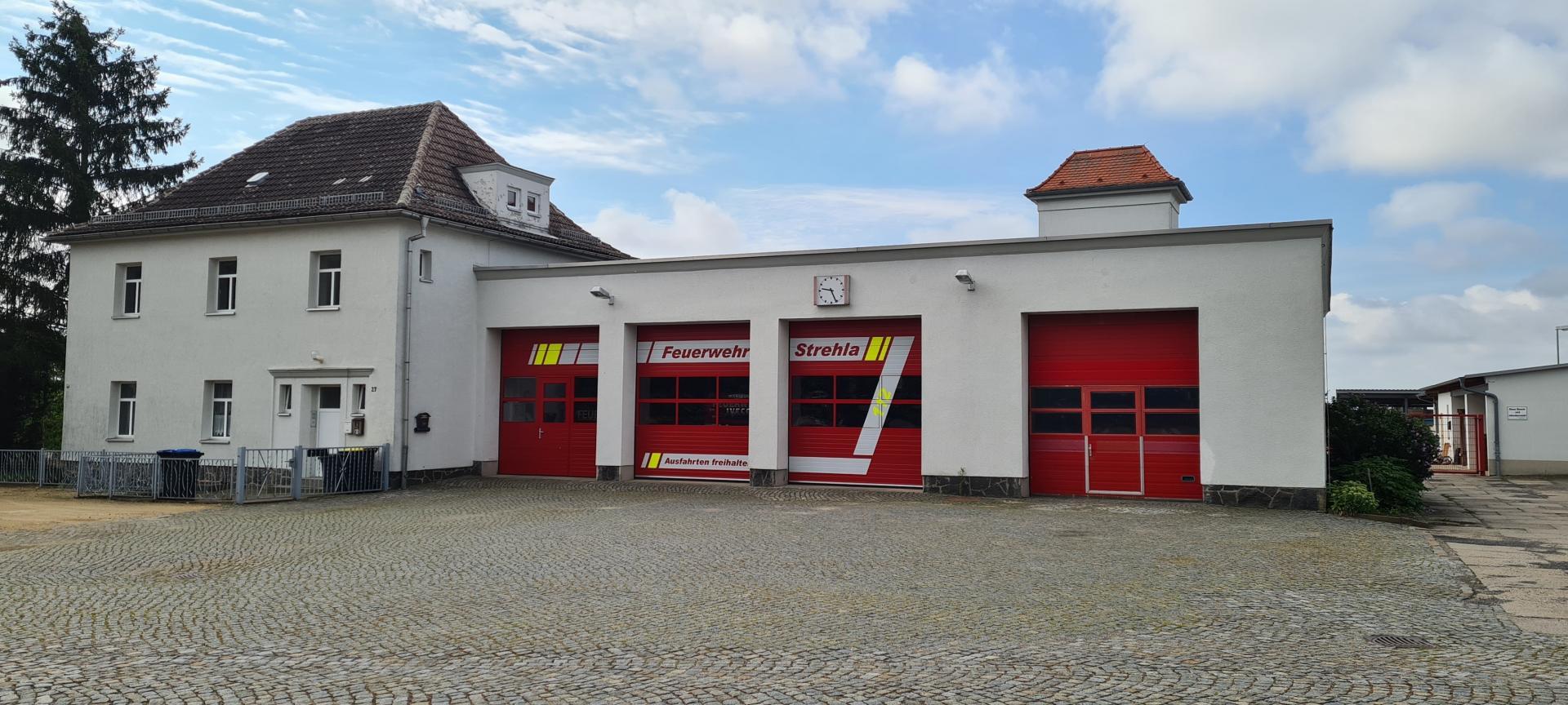 Freiwillige Feuerwehr Strehla