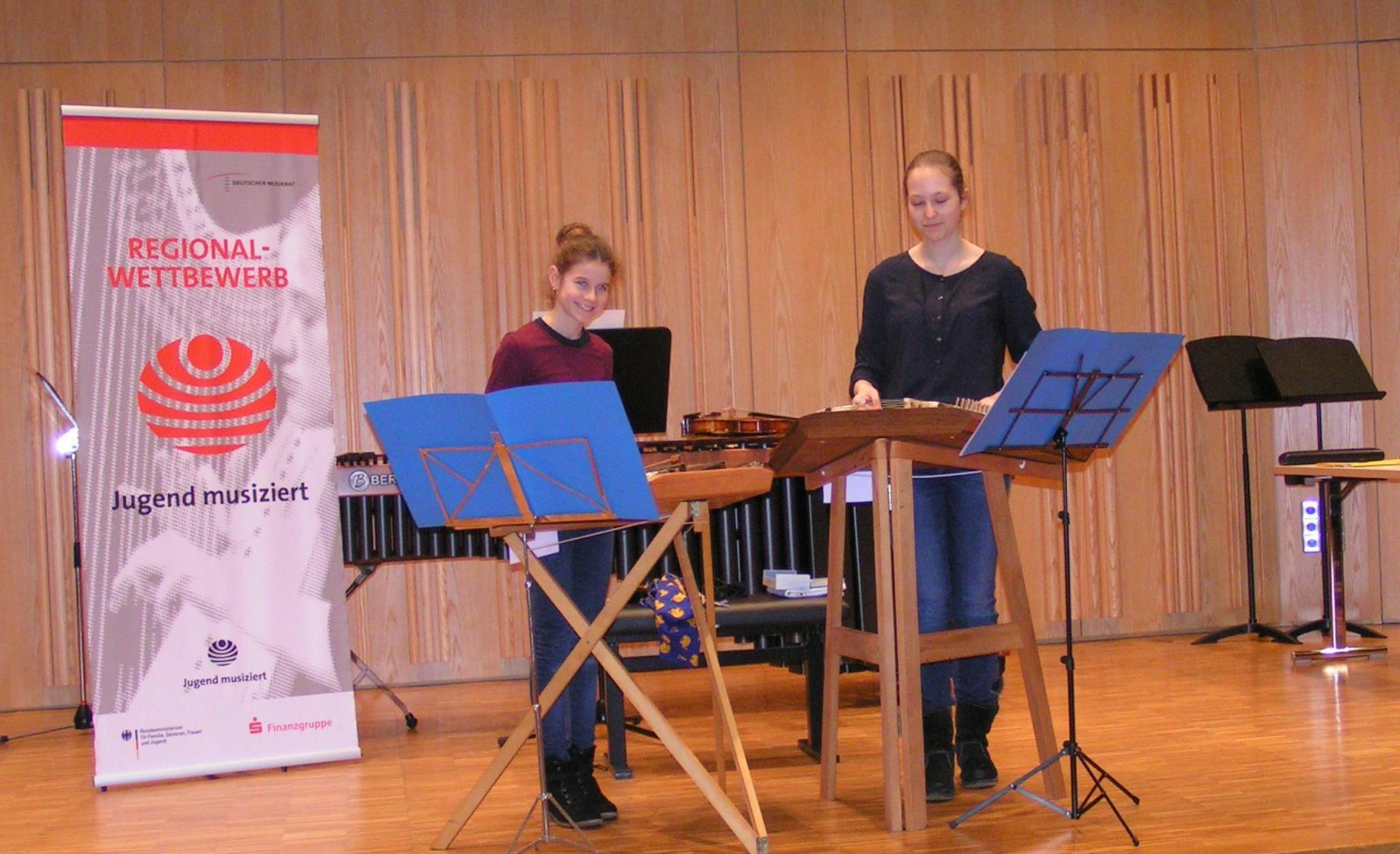 Jugend musiziert 2017 in Freiburg