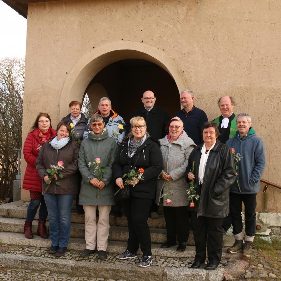 Einführung des neuen GKR am 12.01.2020 in Sommerfeld
