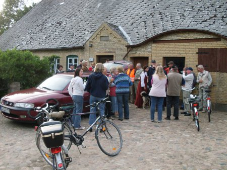 Fahrradtour 2008 01