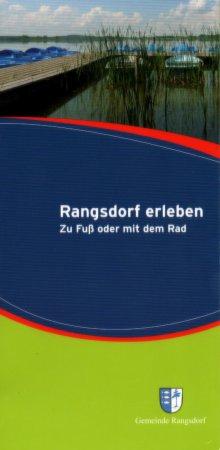 © Foto: Titelseite des Druckwerkes Rangsdorf erleben Zu Fuß oder mit dem Rad  Auflage 2013