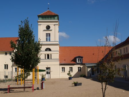 © picture: N. Lamprecht – primary school of Groß Machnow