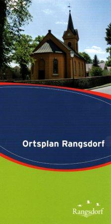 © Foto: Titelseite des Druckwerkes Ortsplan Rangsdorf  Auflage 2010