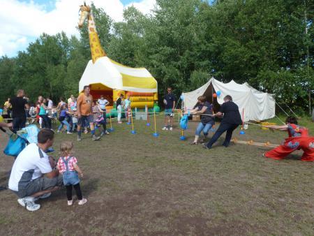 Dorf- und Kinderfest 2009