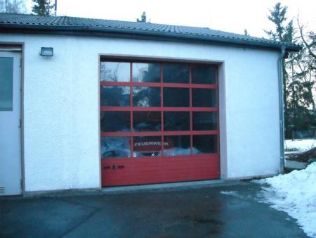 Gerätehaus 1998