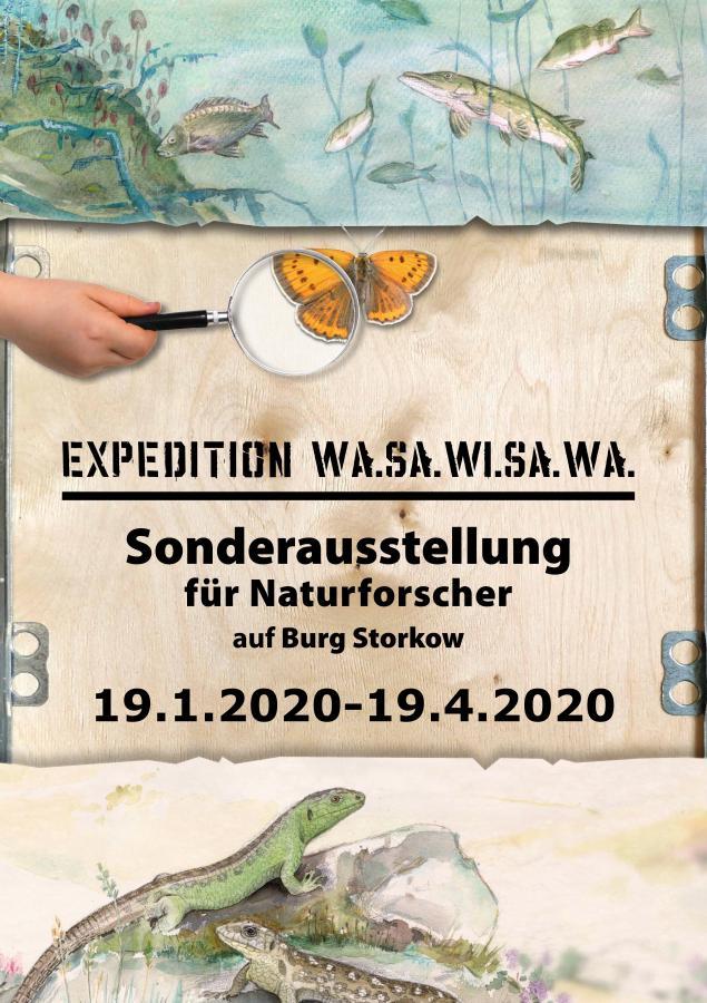Banner Naturforscher