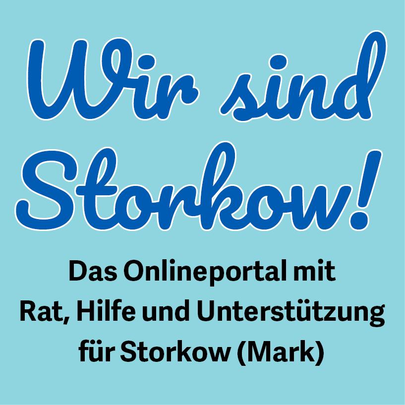 Banner Wir sind Storkow