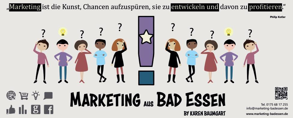 Marketing aus Bad Essen