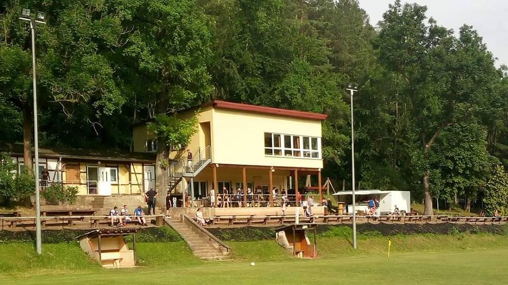 Sportplatz Friedetal
