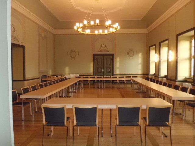 Barocksaal als Tagungsort 1