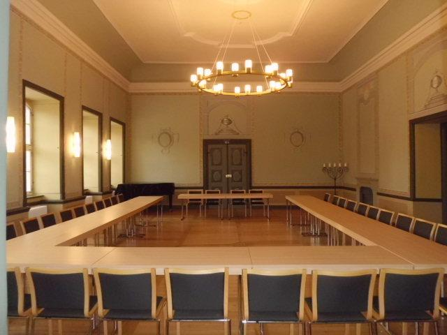 Barocksaal als Tagungsort 2