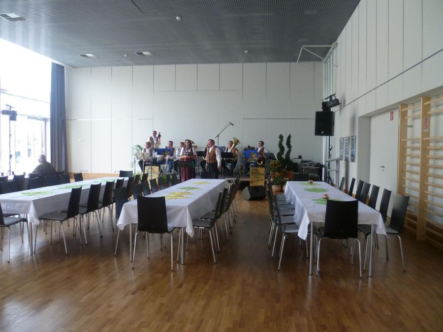 Pinsenberghalle Musikveranstaltung 1