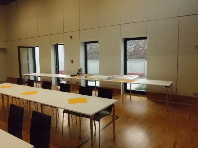 Pinsenberghalle als Tagungsort 3
