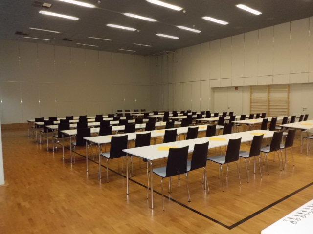 Pinsenberghalle als Tagungsort 4