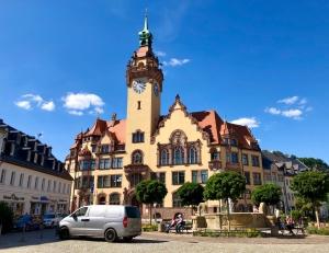 Stadtverwaltung Waldheim