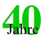 Jubiläum40