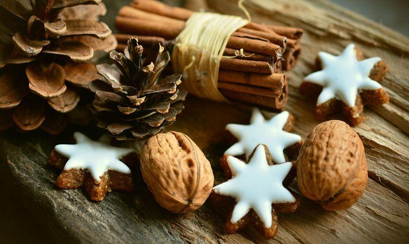 Weihnachtsnüsse