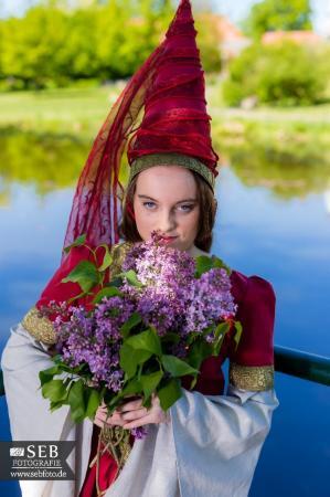 Burgfräulein Angelina
