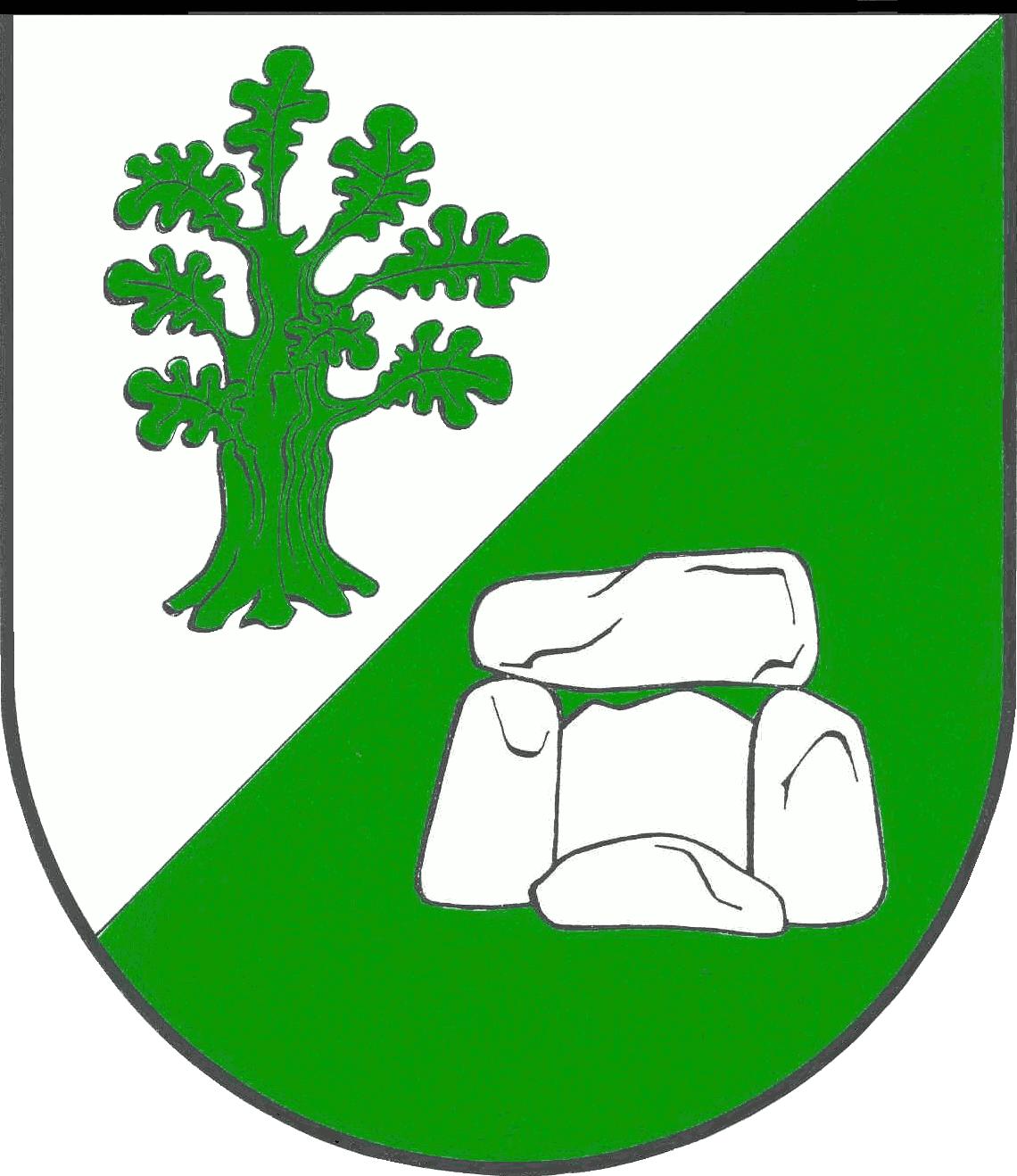 Wappen Huesby