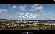 Malchin von oben