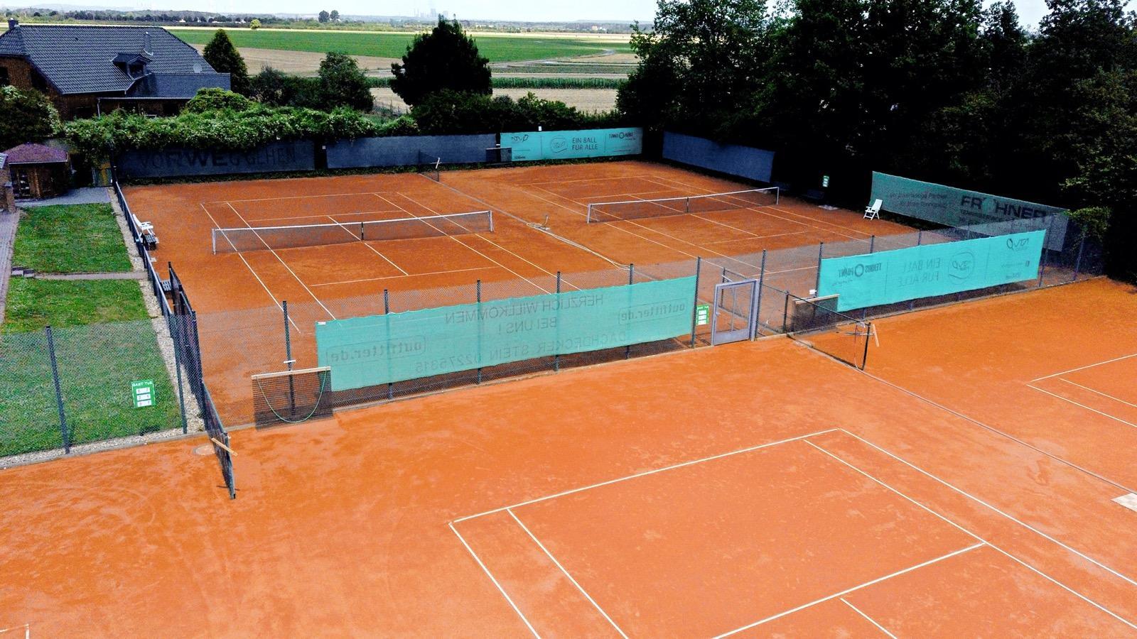 Tennisanlage vO_2