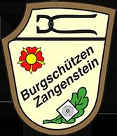 Burgschützen Zangenstein Wappen