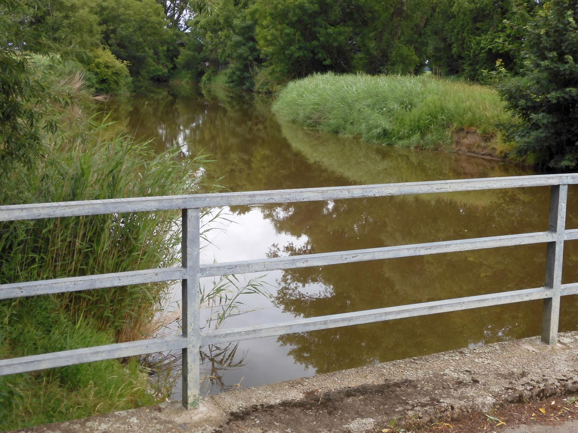 Käseburger Siel13 Brücke Mühlenhellmer