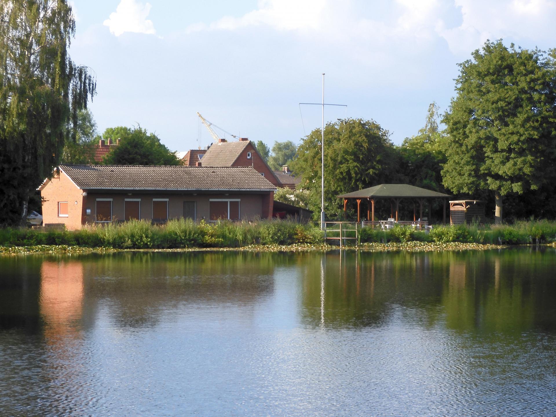 Ostteich16 Vereinsheim