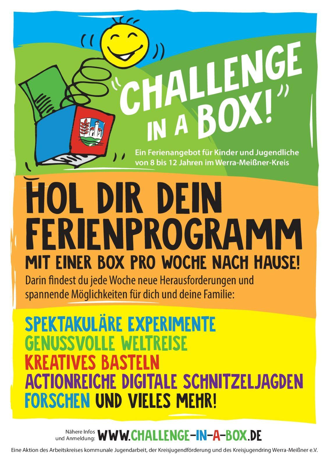 Challenge in a box
