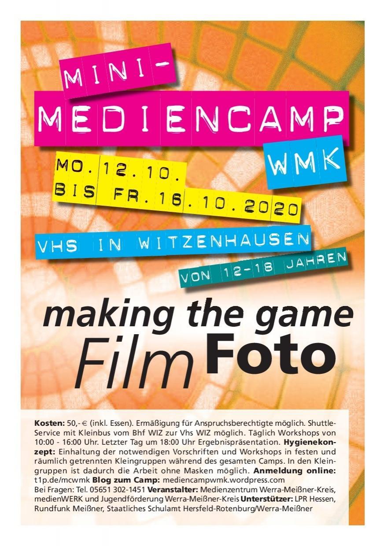 Mediencamp 2