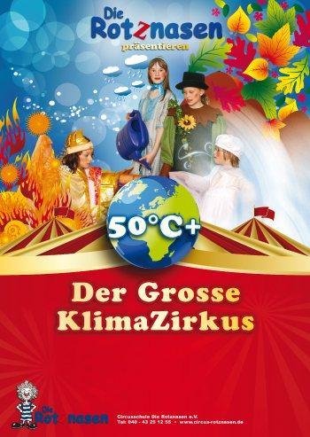 50°C+ Der Große Klimazirkus