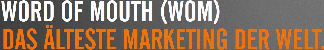 Word of Mouth (Mund-zu-Mund-Propaganda): Das älteste Marketing der Welt