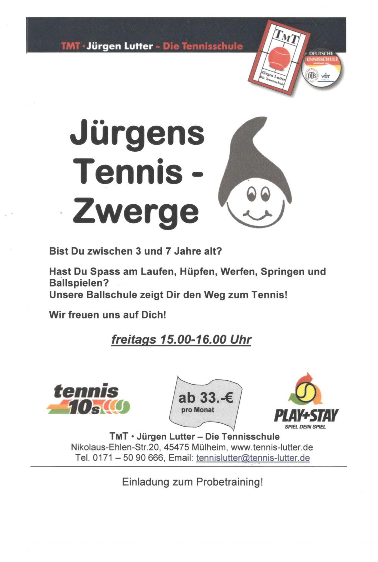 Tenniszwerge