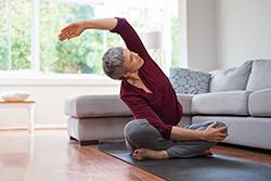 Herzsport und Bewegung älterer Menschen