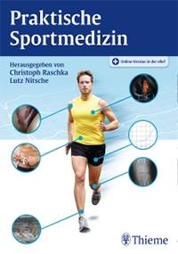 Buchcover Praktische Sportmedizin