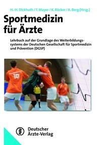 Buchcover Sportmedizin für Ärzte