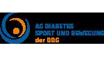 Logo AG Diabetes, Sport und Bewegung der DDG