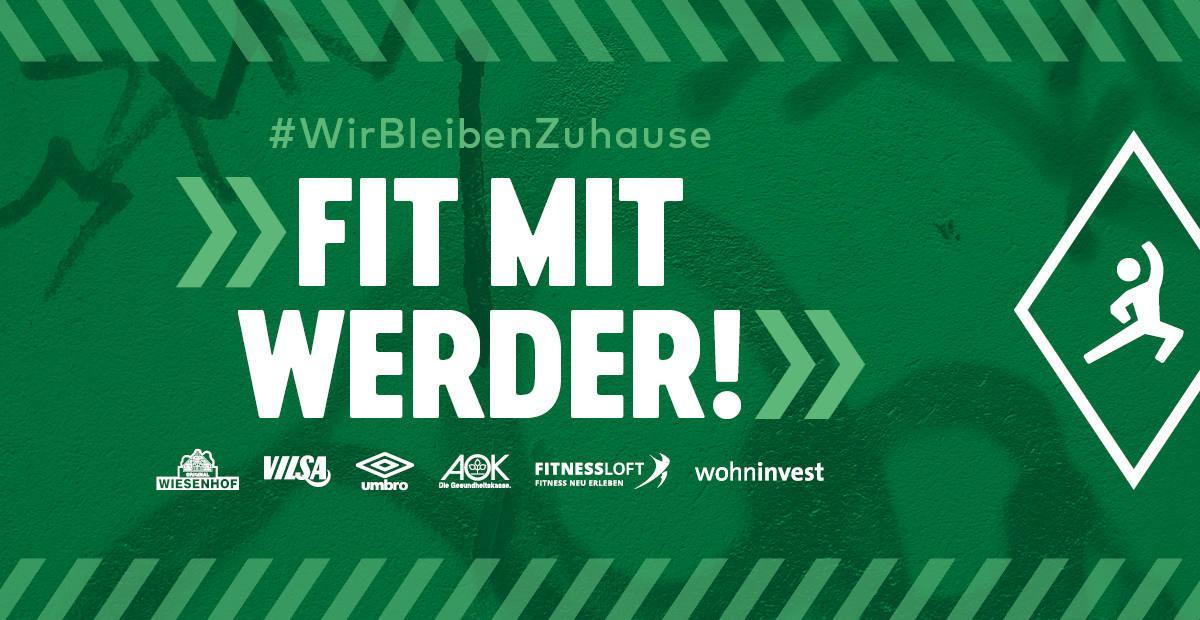 Fit mit Werder