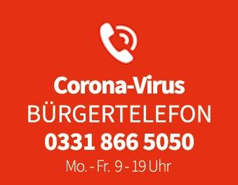 Das Corona Bürgertelefon