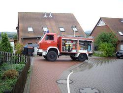 27.08.2010 - Vollgelaufene Keller in Fischbeck