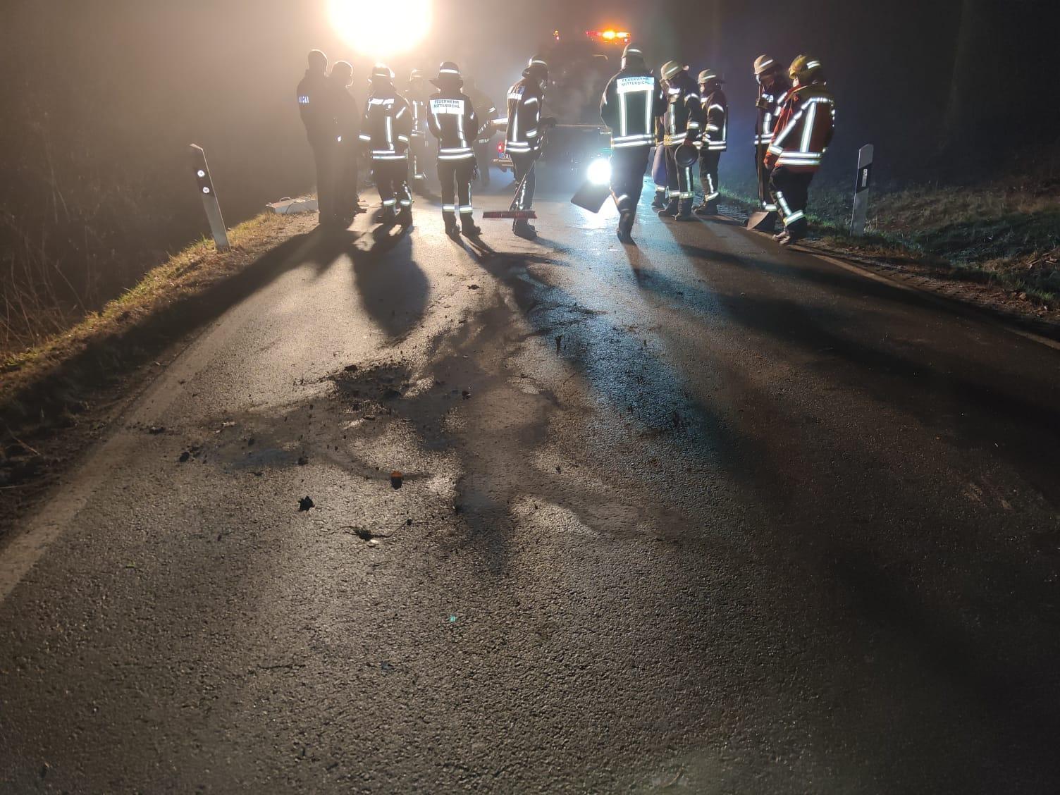 Verkehrsunfall 1
