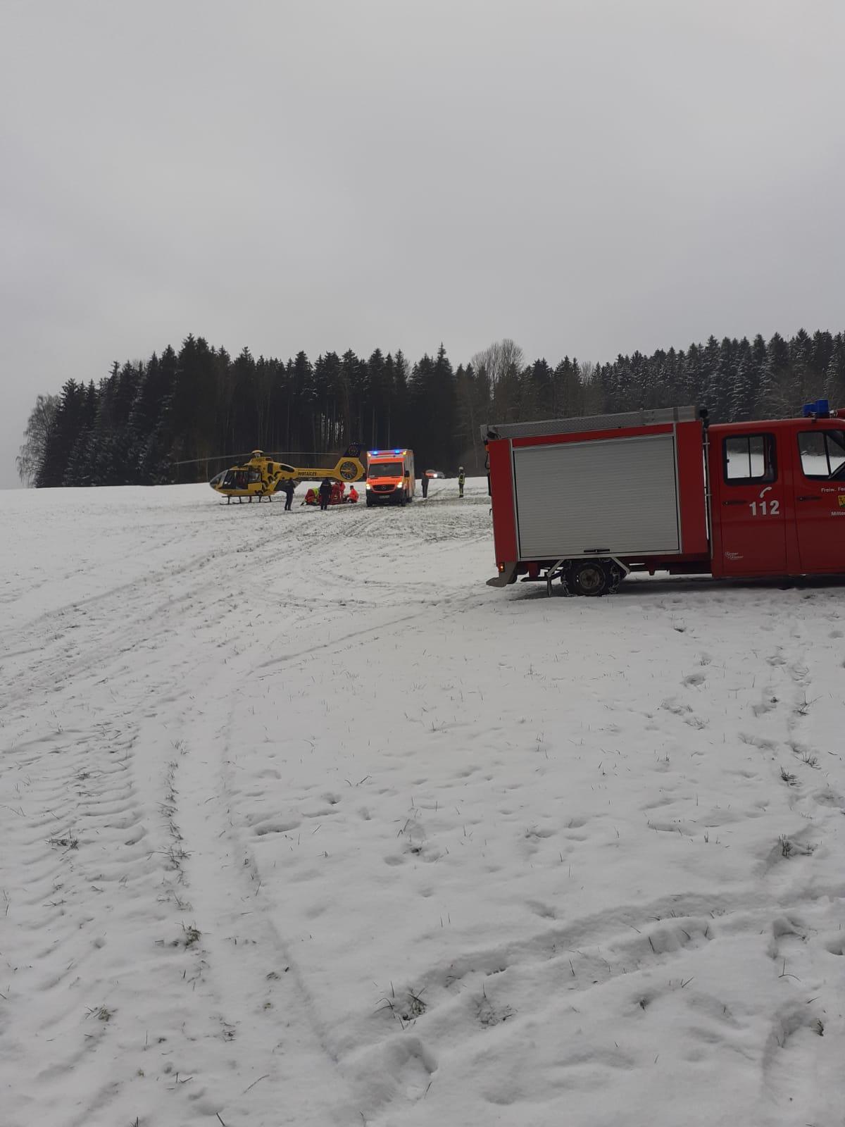 Waldunfall Sommersberg 3