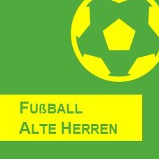 Fußball Alte Herren