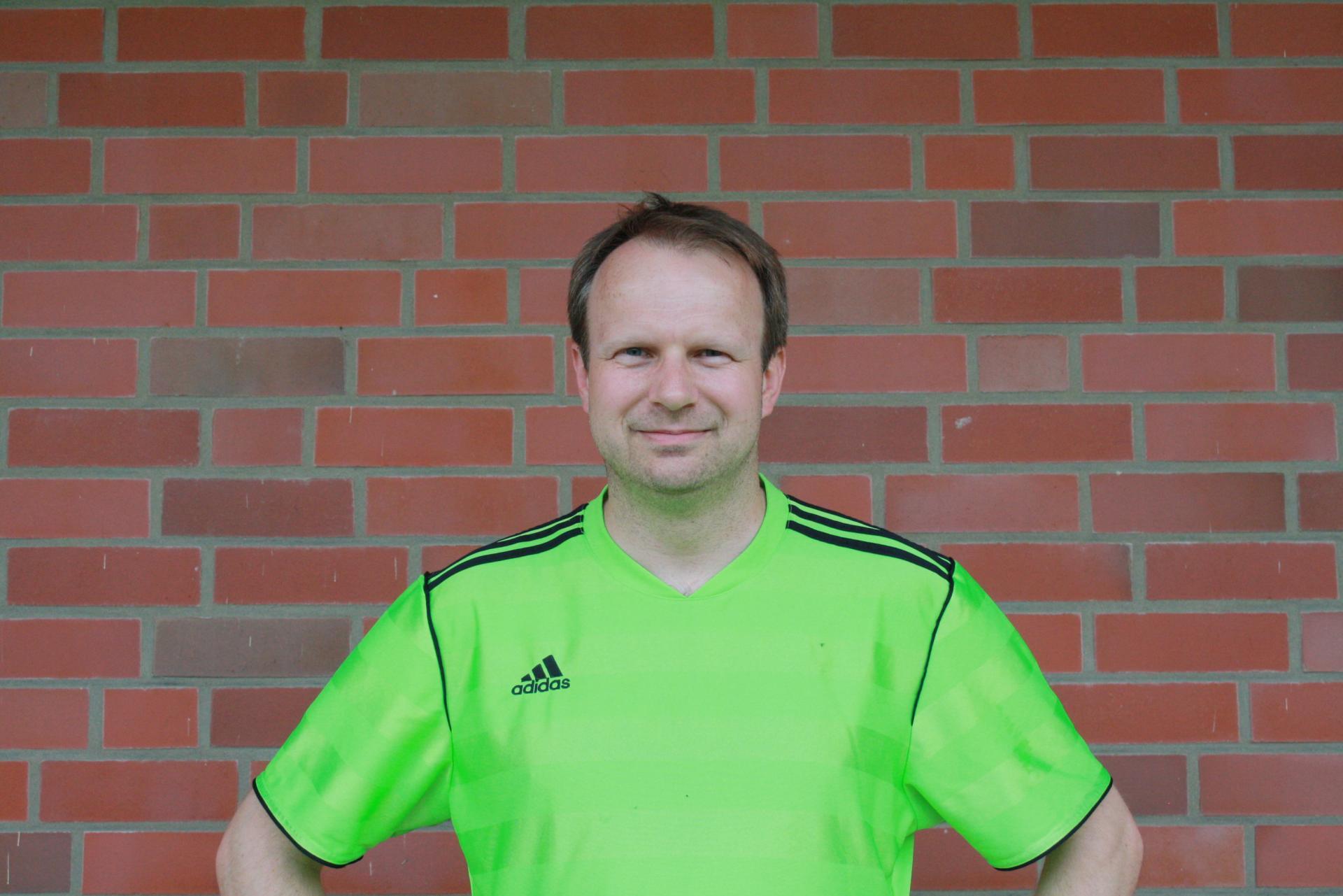 Spartenleiter Fussball HerrenNico Bartels