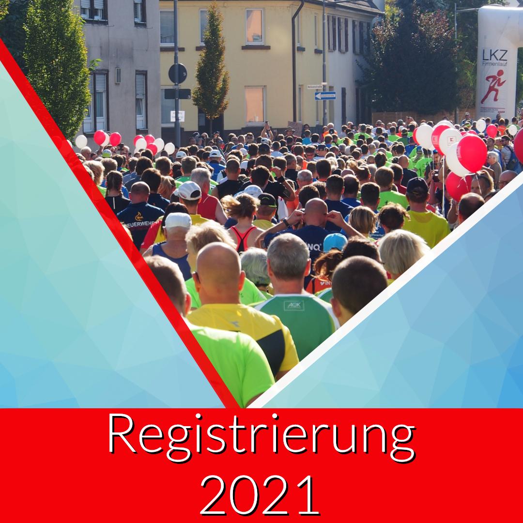 Registrierung 2021