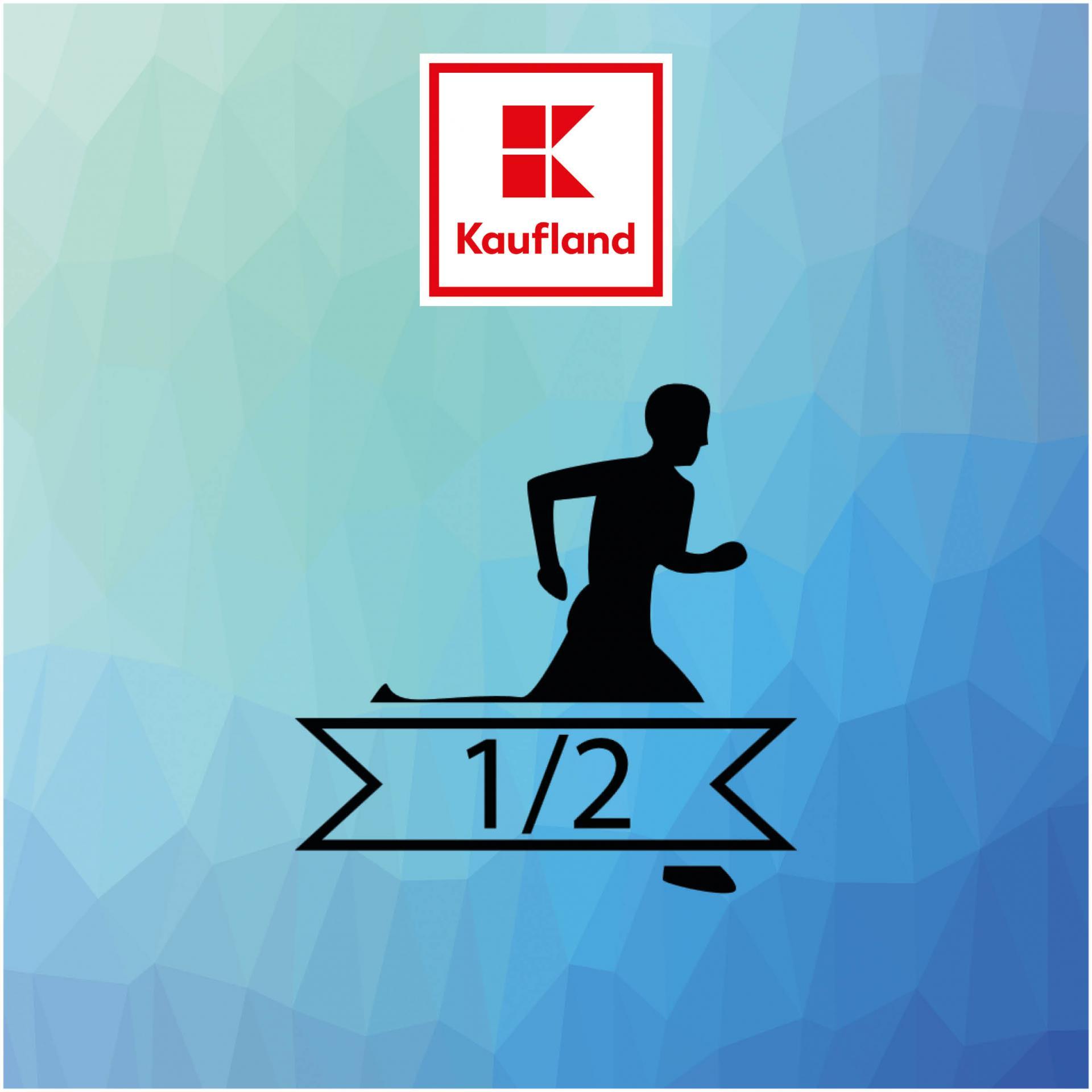 Button Anmeldung Kaufland Halbmarathon