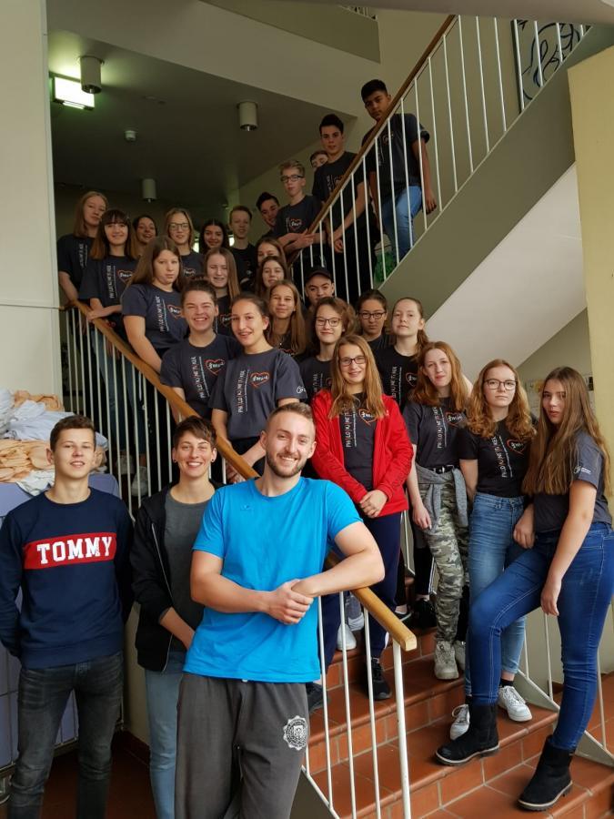 Gruppenfoto Schulsportassistenz-Ausbildung 2020